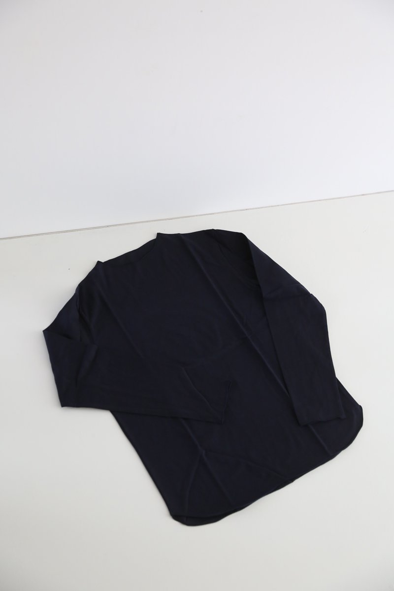 ラグ長袖 cotton 4 colors