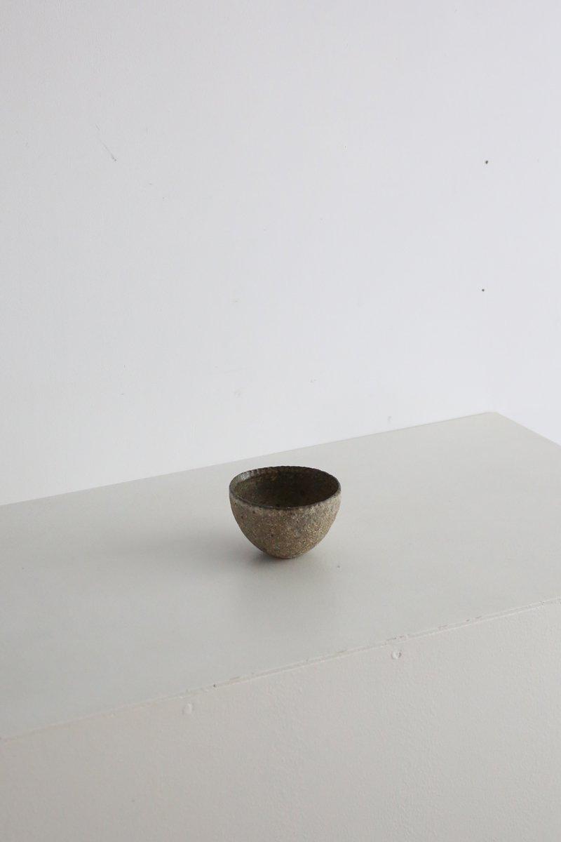 白灰化粧小碗