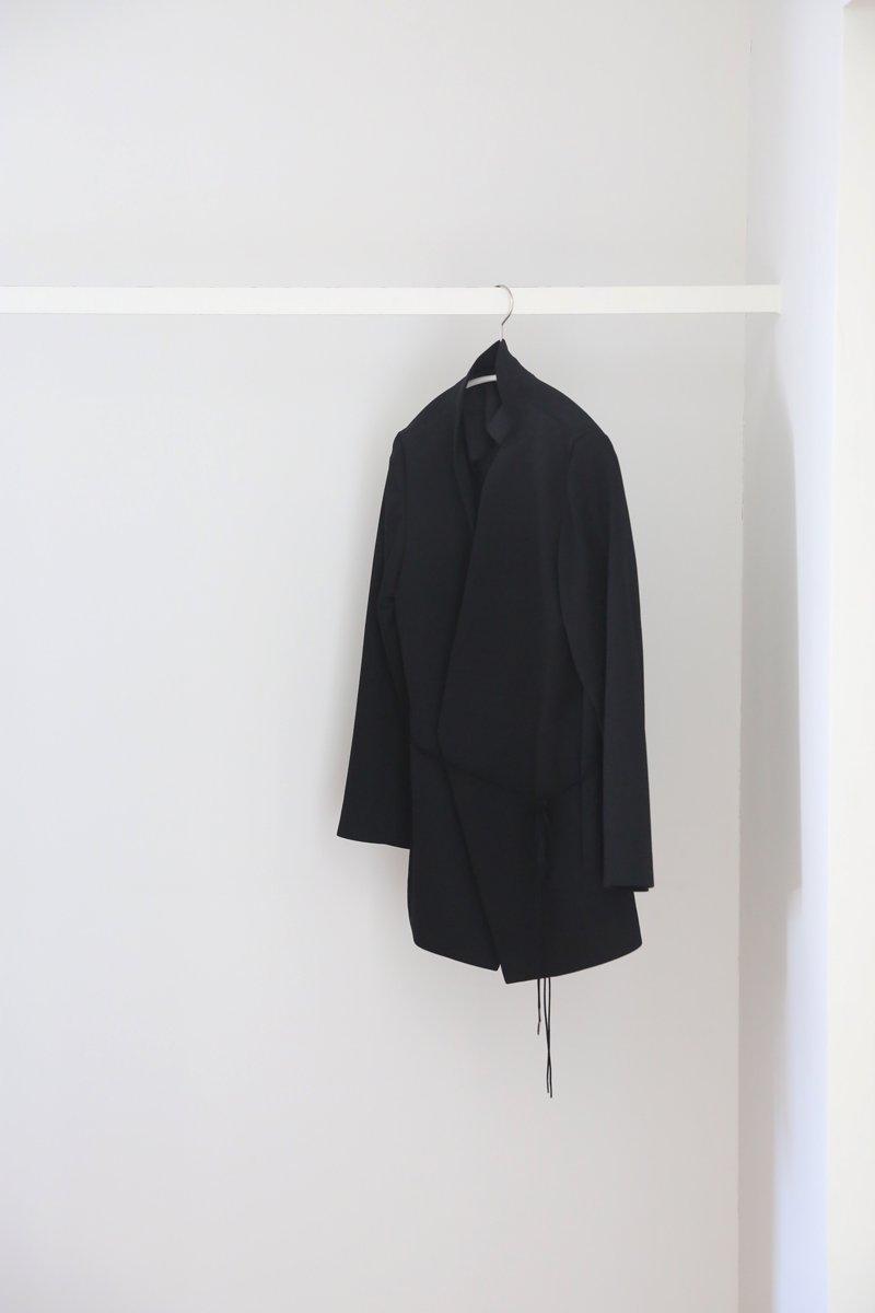 TA梨地 Jacket|black