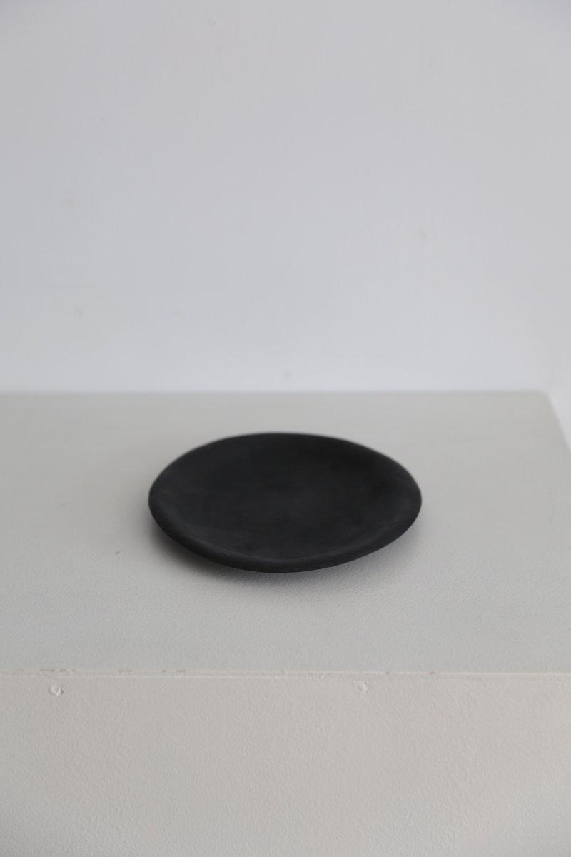 鉄皿 20|鉄/漆