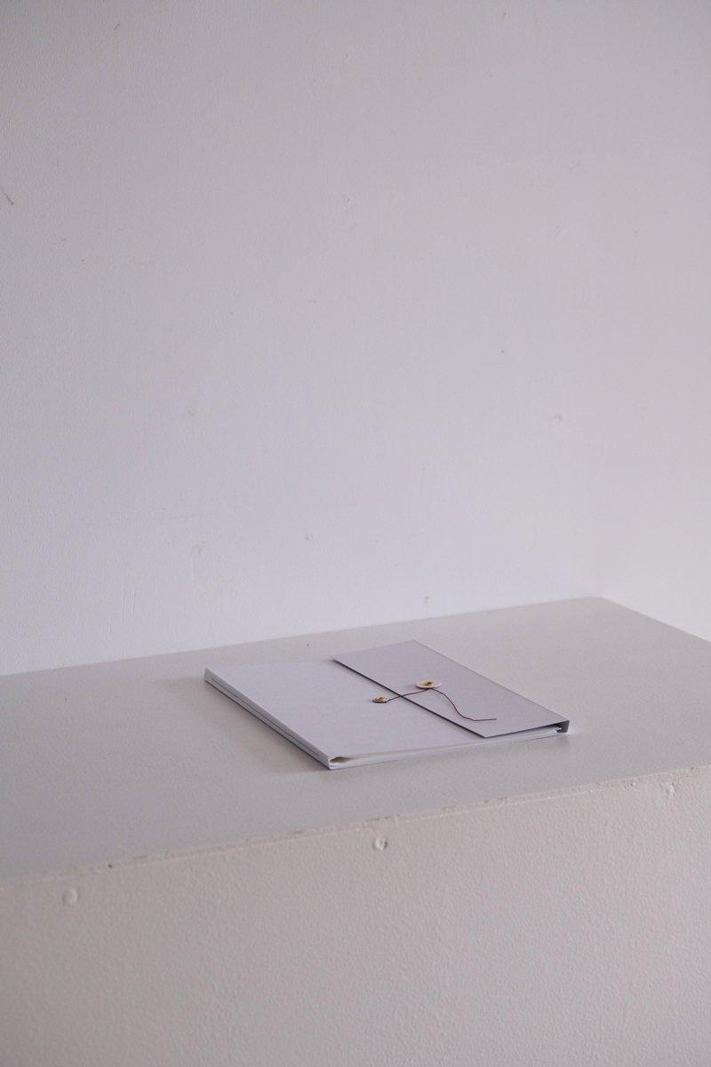 グラシン紙のファイル  A5|スミレ