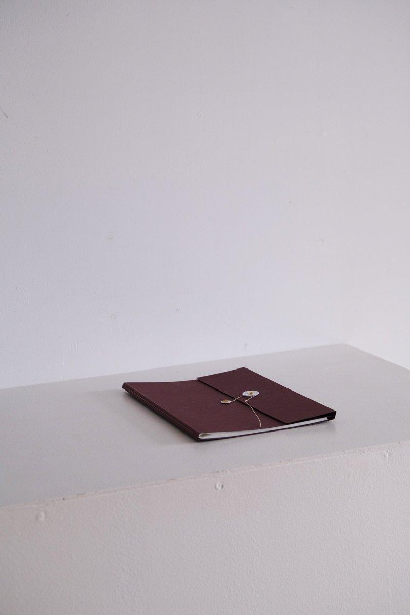 グラシン紙のファイル  A5|ブドウ