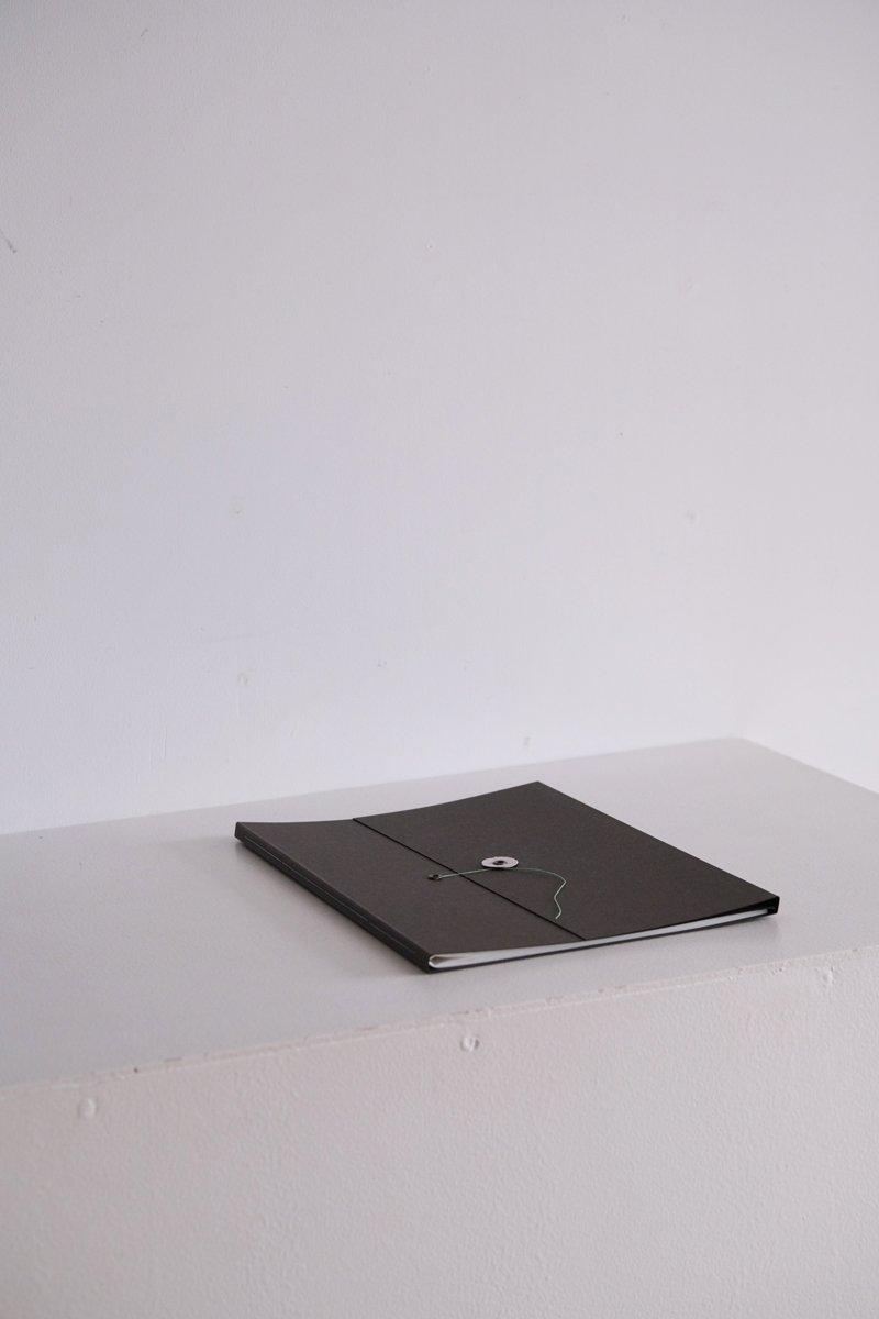 グラシン紙のファイル  B5|杢墨