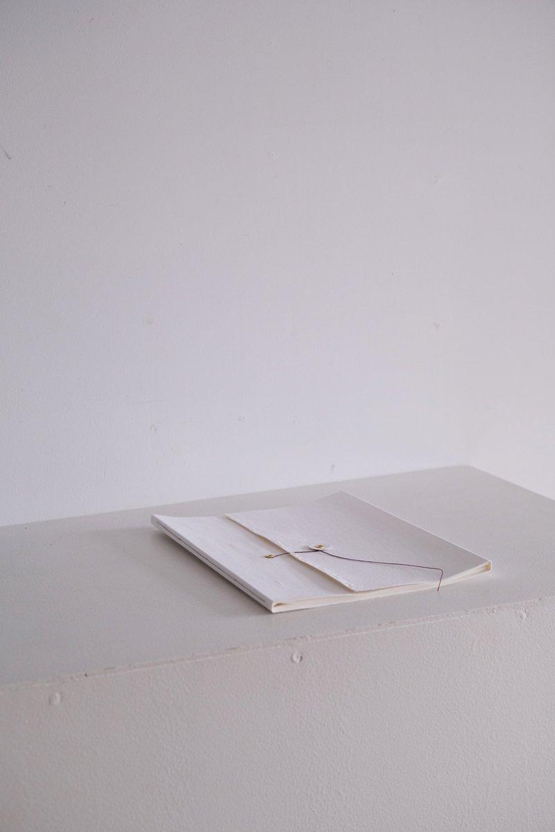 グラシン紙のファイル  B5|布と和紙