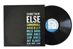 Cannonball Adderley / Somethin' Else / キャノンボール・アダレイ