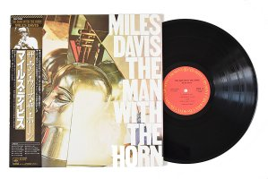 Miles Davis / The Man With The Horn / マイルス・デイビス