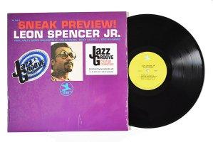 Leon Spencer Jr. / Sneak Preview! / レオン・スペンサー