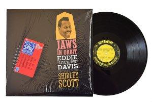 Eddie Lockjaw Davis Quintet With Shirley Scott / Jaws In Orbit / エディ ロックジョウ デイヴィス