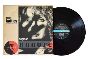 Dagmar Krause / Tank Battles The Songs Of Hanns Eisler / ダグマー・クラウゼ