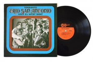 Conjunto Trio San Antonio / Viva El West Side! / トリオ・サン・アントニオ