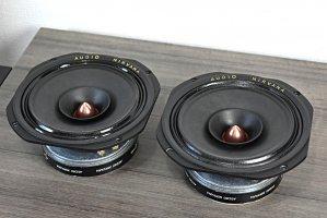 Audio Nirvana Super 8 Cast Frame