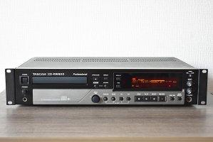 TASCAM CD-RW900