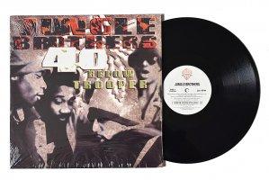 Jungle Brothers / 40 Below Trooper / ジャングル・ブラザーズ