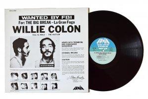 Willie Colon / The Big Break La Gran Fuga / ウィリー・コロン