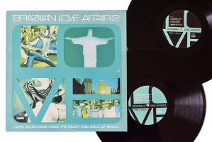 Various / Brazilian Love Affair 2