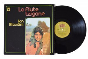 Ion Nicodim / La Flute Tzigane / イオン・ニコディム