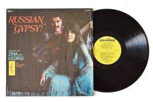 Zina And Georgi / Russian Gypsy! / ジーナ・アンド・ジョージ