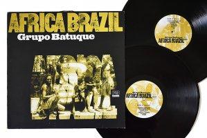 Grupo Batuque / Africa Brazil / グルーポ・バトゥーク