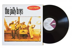 The Jolly Boys / Pop 'n' Mento / ジョリー・ボーイズ