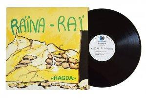 Raina Rai / Hagda / ライナ・ライ