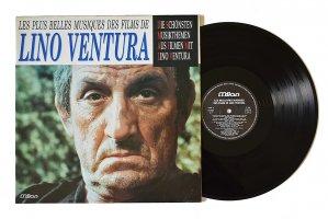 Les Plus Belles Musiques Des Films De Lino Ventura / リノ・ヴァンチュラ