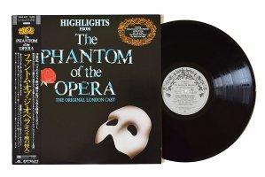 Andrew Lloyd Webber / The Phantom Of The Opera / アンドルー・ロイド・ウェバー / オペラ座の怪人