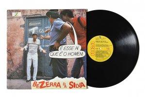 Bezerra Da Silva / E Esse Ai Que E O Homem / ベゼーハ・ダ・シルバ