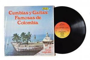 Various / Cumbias Y Gaitas Famosas De Colombia