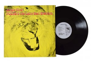 Pucho & The Latin Soul Brothers / Jungle Fire! / プーチョ & ザ・ラテン・ソウル・ブラザーズ