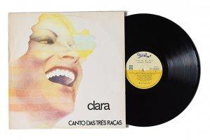 Clara Nunes / Canto Das Tres Racas / クララ・ノニス