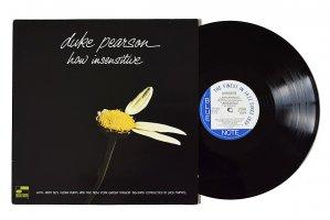 Duke Pearson / How Insensitive / デューク・ピアソン