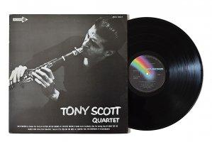 Tony Scott Quartet / トニー・スコット