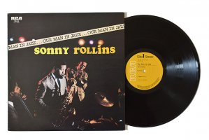 Sonny Rollins / Our Man In Jazz / ソニー・ロリンズ