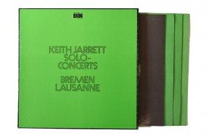 Keith Jarrett / Solo Concerts : Bremen / Lausanne / キース・ジャレット