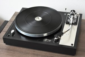 Thorens TD160 MkII + SME 3009 S2 improved