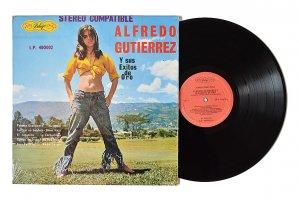Alfredo Gutierrez / Y Sus Exitos De Oro / アルフレード・グティエーレス