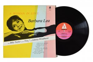 Barbara Lea / A Woman In Love / バーバラ・リー