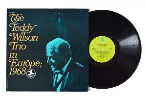 The Teddy Wilson Trio In Europe; 1968 / テディ・ウィルソン