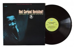 Red Garland Revisited! / レッド・ガーランド