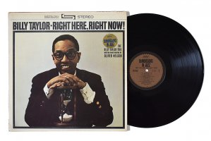 Billy Taylor / Right Here, Right Now! / ビリー・テイラー