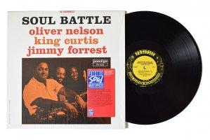 Oliver Nelson - King Curtis - Jimmy Forrest / Soul Battle / オリヴァー・ネルソン - キング・カーティス - ジミー・フォレスト