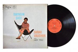 Sarah Vaughan And Her Trio / Swingin' Easy / サラ・ヴォーン