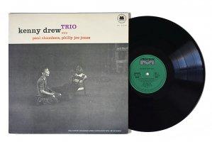Kenny Drew Trio With Paul Chambers, Philly Joe Jones / ケニー・ドリュー