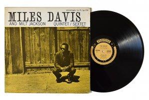 Miles Davis And Milt Jackson / Quintet / Sextet / マイルス・デイビス / ミルト・ジャクソン