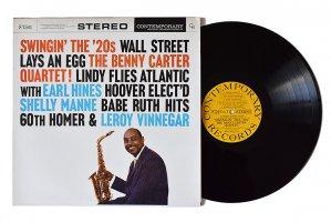 The Benny Carter Quartet / Swingin' The '20s / ベニー・カーター
