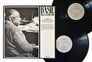 Basie The Last Decade / Count Basie And His Orchestra / カウント・ベイシー