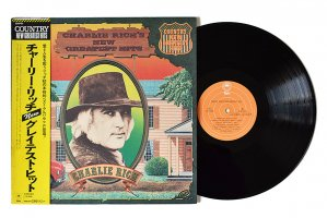 Charlie Rich / Charlie Rich's New Greatest Hits / チャーリー・リッチ / ニュー・グレイテスト・ヒット
