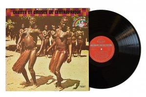 中央アフリカの歌と踊り / 民族音楽シリーズ