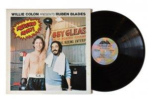 Willie Colon Presents Ruben Blades / Metiendo Mano! / ウィリー・コロン