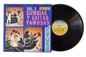 Various / Cumbias Y Gaitas Famosas Vol.3 / Combo De Edmundo Villamizar 他
